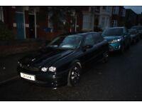 X-Type Jaguar 2.0 Diesel - 4 Door Saloon Sport Black Edition