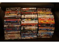 70+ DVD's. Mixed types and all excellent condition. £20