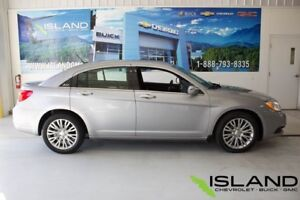 2013 Chrysler 200 Limited | Leather | Heated Seats | Sun Roof