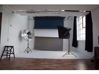 Photographic Studio hire Stratford East London
