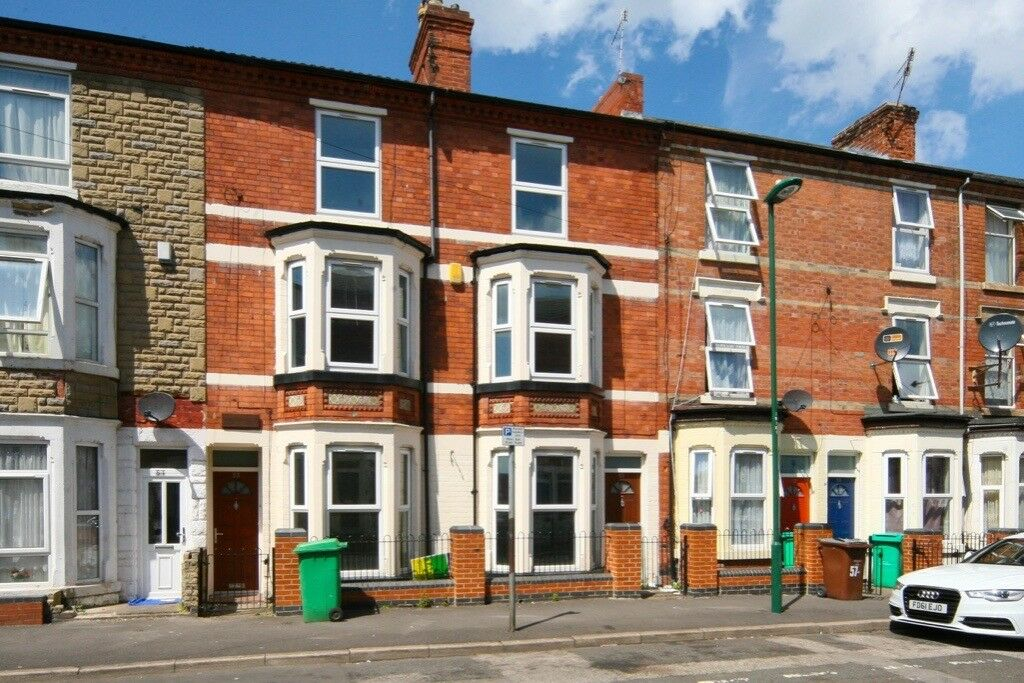 4 Bedroom House, Wimbourne Road, Nottingham NG7 | in ...