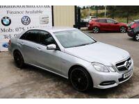 Mercedes E250 CDI BLUEEFFICIENCY AVANTGARDE (Finance & Warranty)