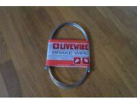 Mountain Bike Hybrid Bike Racing Bike Quality Stainless Steel Inner Brake Wire with Dual Barrel