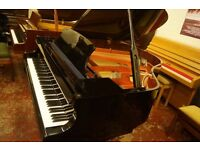 Brand new black baby grand piano. Free uk delivery*