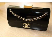 Chanel small evening clutch