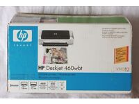 Mobile printer, HP Deskjet 460wbt (New)