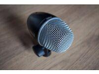 Shure PG52 Kick Drum Microphone