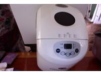 Breville Compact Breadmaker Baker's Oven. With box and instructions.