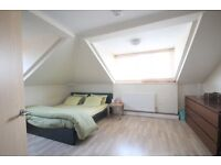 A VERY LARGE (ONE) 1 BED/BEDROOM FLAT - WITH OWN TERRACE - HOLLOWAY - N7