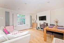 Stunning garden flat to rent in popular Camden conservation area! £360 pw!