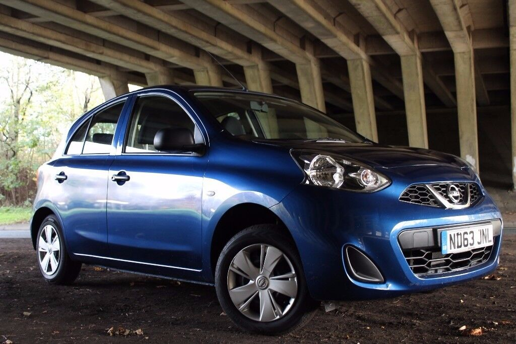 Nissan Micra CVT 10k from new !!