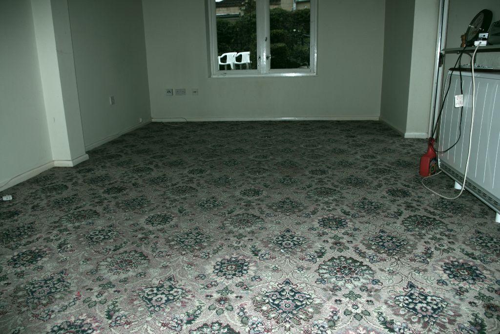 Nice Axminster Carpet Plus Good Underlay In Bath