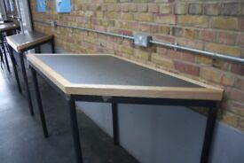 Rhombus/Diamond Shaped Tables