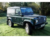 Landrover Defender 90 Td5 - Good reliable vehicle