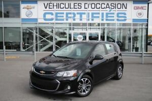2017 Chevrolet SONIC LT TURBO +GROUPE RS+TOIT OUVRANT