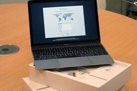 MacBook Retina, 12-inch Model A1534 12.0/1.2GHz/8 GB/ 512 GB