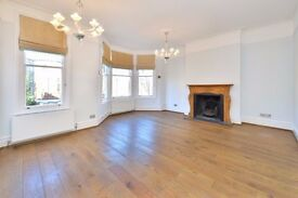 KELROSS ROAD N5: THREE DOUBLE BEDROOMS - WOODEN FLOORS - UNFURNISHED - AVAILABLE NOW