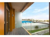 @ modern two bed two bath - Greenwich location - Views of internal courtyard - Must see!
