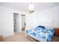 Large Double Bedroom En-Suite Bathroom - Caldonian Road