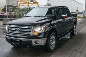 2013 Ford F-150 Lariat Dual Fuel -