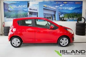 2014 Chevrolet Spark LT | Backup Camera | Cruise Control | Bluet