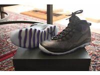 Nike Air Jordan 10 X Paris Europe EU Exclusive Size UK 11 / US 12 / EU 46 BNIB