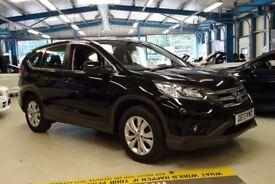 Honda CR-V I-VTEC SE [1 OWNER] (deep black) 2013