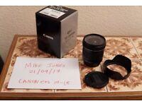 Canon EF-S 9519B002 10-18mm F/4.5-5.6 IS STM USM EF-S Lens
