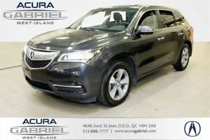 2014 Acura MDX SH-AWD 6-Spd AT CUIR+TOIT+BLUETOOTH+CAMÉRA