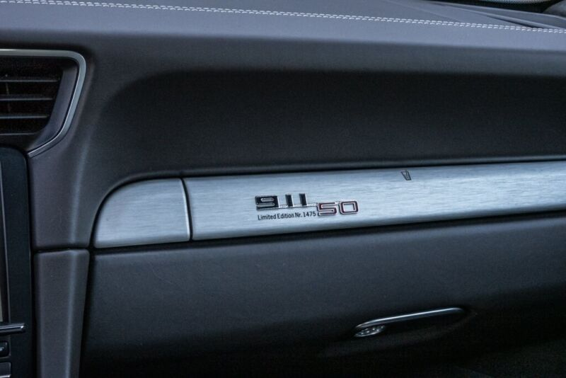 Image 11 Voiture Européenne d'occasion Porsche 911 2014