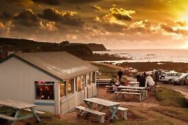 Sous Chef required to work in a busy sea side restaurant