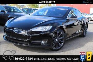 2013 Tesla Model S TESLA MODEL S, PANORAMIC, XENON, NAVI, WIFI,