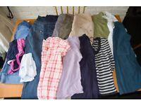 Maternity Clothes size 8, 10, 12, S, M, L