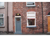 leigh wn7 for sale mid terrce 2 up 2 down investment property leigh town centre