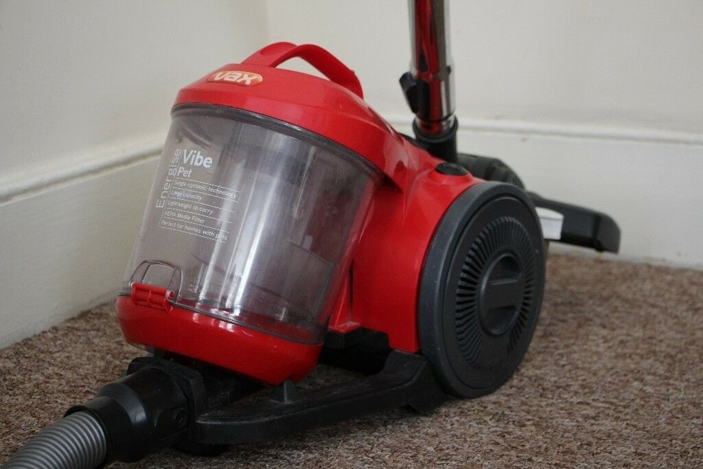Vax Energise Vibe Pet C86 E2 Pe Cylinder Vacuum Bagless Used Good Working Order | in Manor Park, London | Gumtree