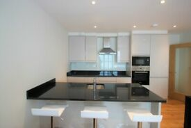 Spacious one bedroom flat in NW2 close to amenities with roof terrace