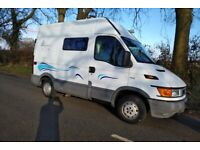 Iveco Daily - 2 Berth Campervan - Motorhome - 'Priced For Quick Sale'