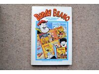 5 SPECIAL EDITION VINTAGE DANDY AND BEANO BOOKS FROM 1980s/1990s EXCELLENT CONDITION