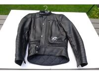 Mens Furygan motorcycle jacket.