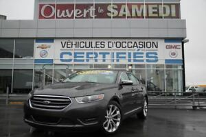 2016 Ford Taurus LIMITED AWD (4X4)+CUIR+NAVIGATION+TOIT OUVRANT