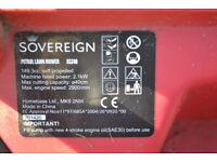 Sovereign Petrol Rotary Mower