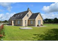6 bedroom country house for sale. Beautiful surrounding countryside.