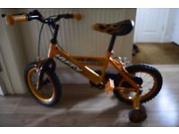 Huffy 14 inch boys' bike