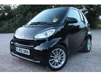 Smart Fortwo Passion 2012, 28710 miles, Panoramic roof & Sat Nav, £3950 open to offers