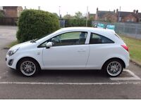 Vauxhall Corsa D Active 2012 1.2 84BHP Petrol, Leather seats, Low miles, cheap to run