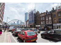 Large retail unit on -SHOREDITCH HIGH STREET Long lease or pop up