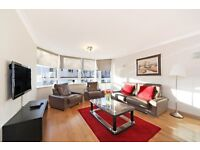 SPACIOUS TWO BED TWO BATH FLAT IN BAYSWATER *** PORTERED BLOCK ***