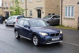 BMW X1 2.0d SE xDrive 5dr, LOW MILEAGE, LADY OWNER, ***PRICE DROPPED....QUICK SALE****