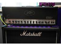 Peavey 6505+ 120w valve guitar amp head