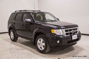 2011 Ford Escape XLT Manual 2.5L